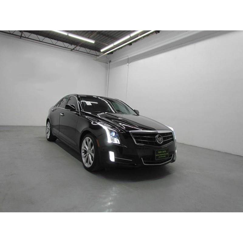Cadillac Ats 2012: 2013 Cadillac ATS 2.0T Performance 4dr Sedan