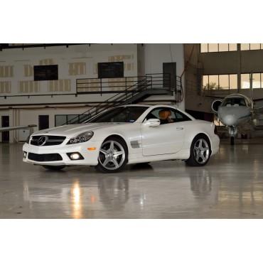 Mercedes SL550 2011
